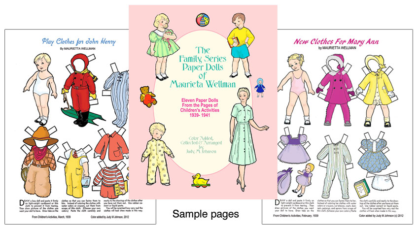 Children's Activities Collection