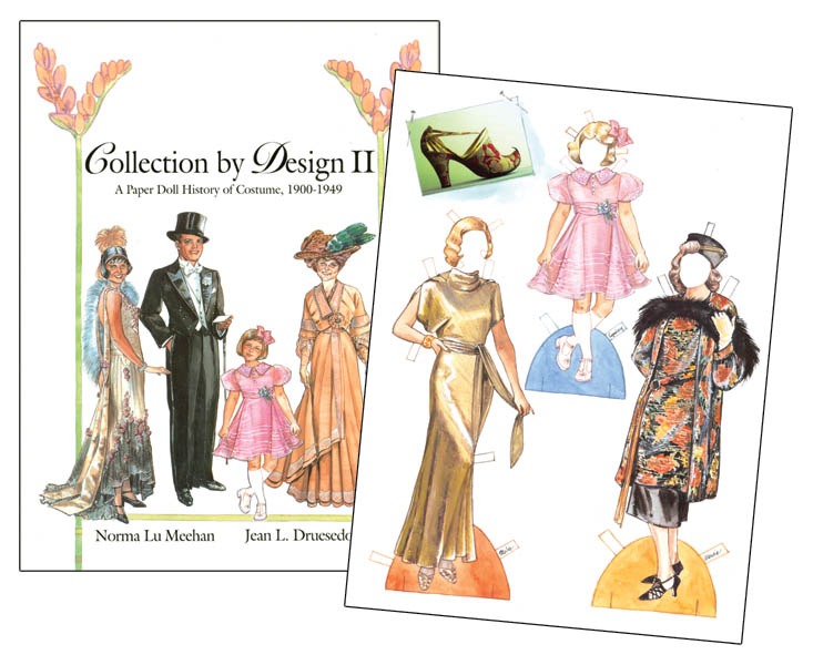 Collection by Design II, Fashions of 1900-1949