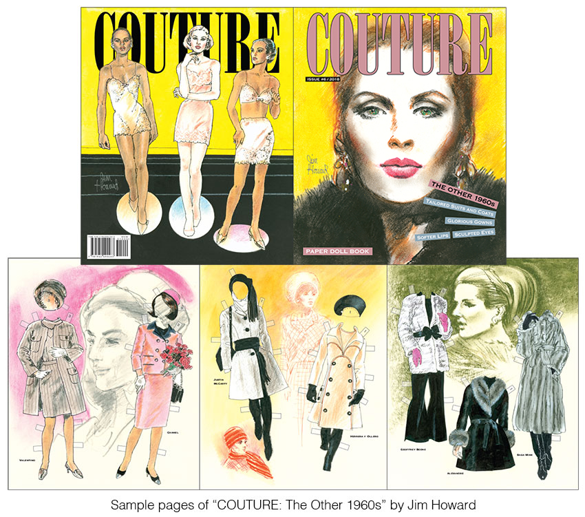 COUTURE: The Other 1960s Paper Dolls - Click Image to Close