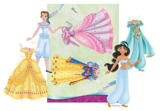 pin up disney princesses. All Dressed Up Disney Princess