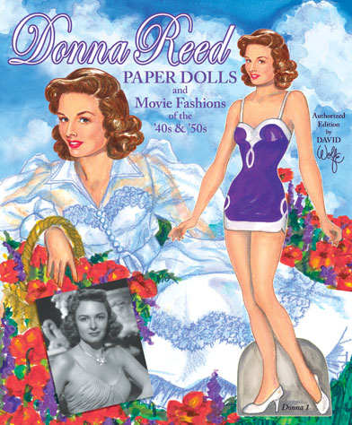 Donna Reed - scratch n dent sale!