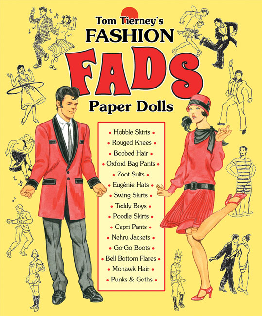 1950s fashion research paper