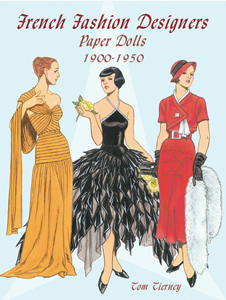 Couture alluring feminine fashions of the 1930s high for French couture brands