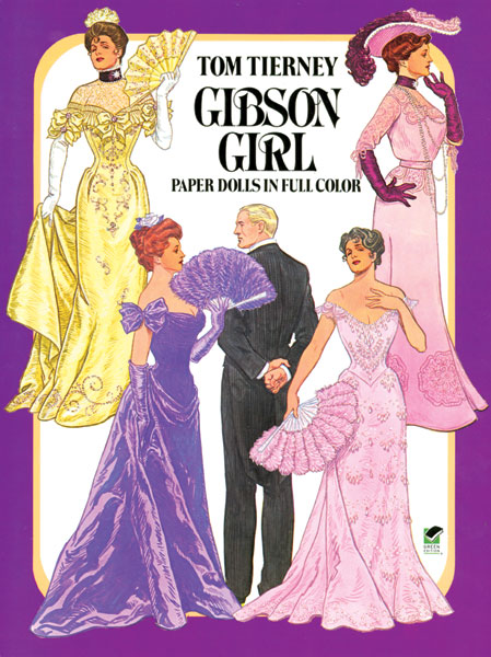 Gibson Girl Paper Doll