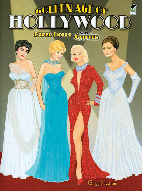 Golden Age of Hollywood Paper Dolls