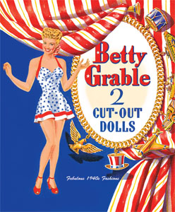 Betty Grable/Scratch-n-dent sale