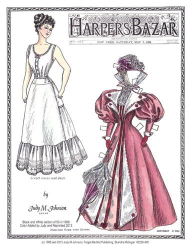 Jim Dandy Paper Dolls Fashions For A Fine Gentleman
