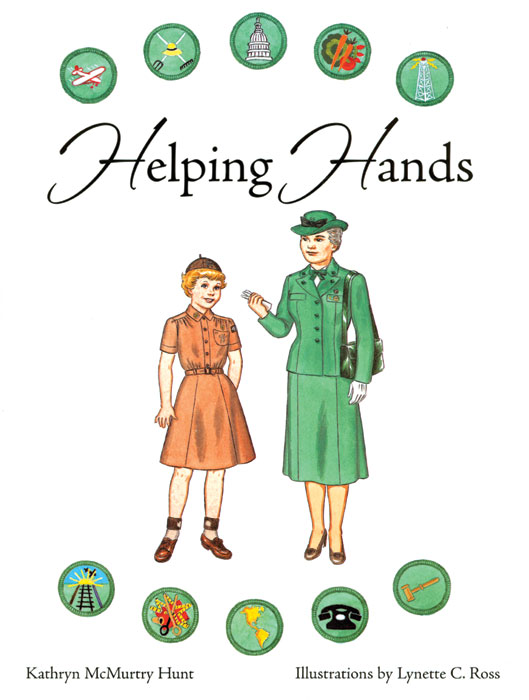 Helping Hands Paper Dolls