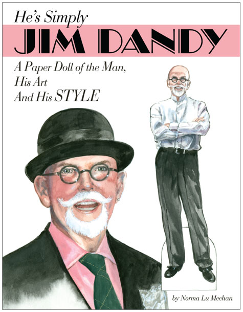 Jim Dandy Paper Dolls