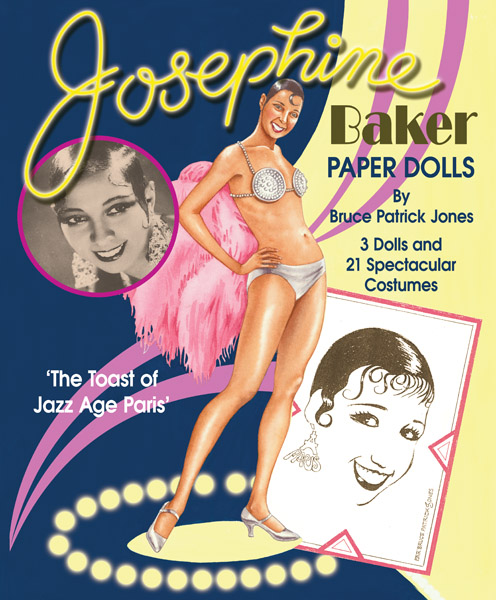 Josephine Baker Paper Dolls - Click Image to Close