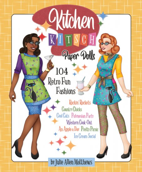 Kitchen Kitsch Paper Dolls - Click Image to Close