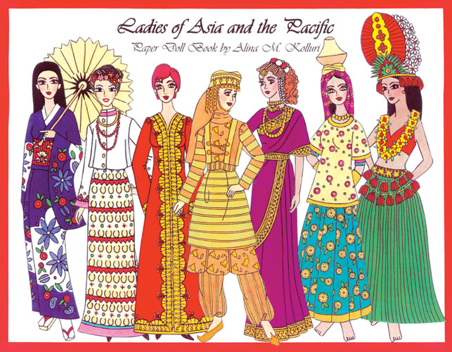 Ladies of Asia and the Pacific