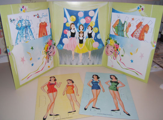 lennon sisters paper dolls  · the lennon sisters are a singing group consisting of four siblings: the lennon sisters - que sera paper dolls and story books were produced with.