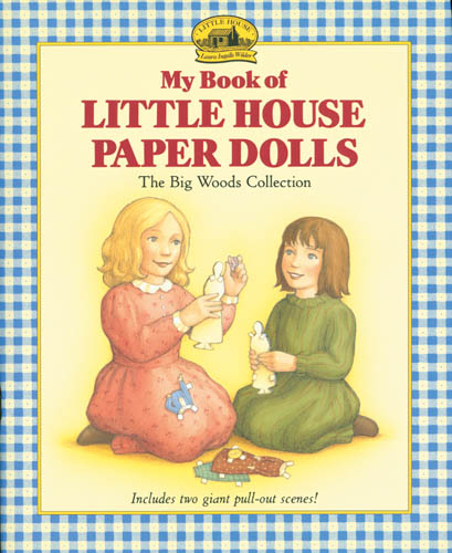 Little House Paper Dolls
