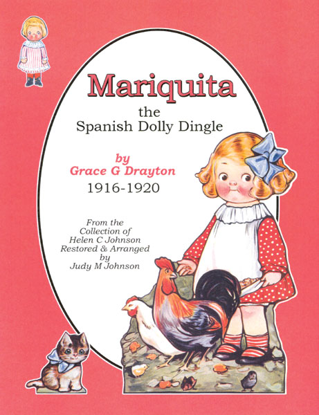 Mariquita Spanish Dolly Dingle