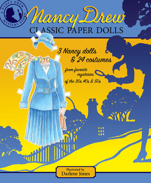 Nancy Drew Classic Paper Dolls - Click Image to Close