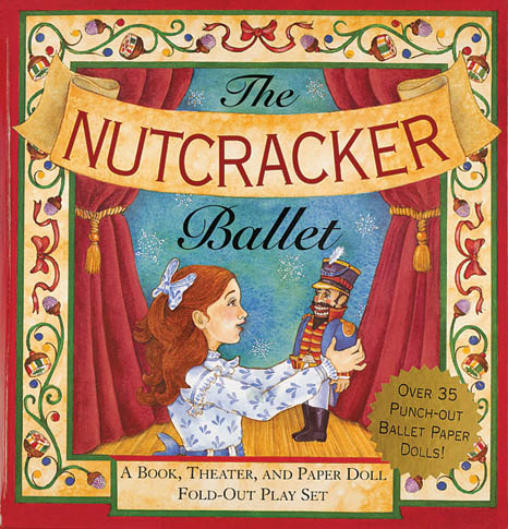 The Nutcracker Ballet Playset