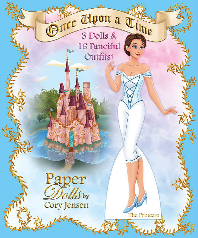 Once Upon a Time Paper Dolls - Click Image to Close