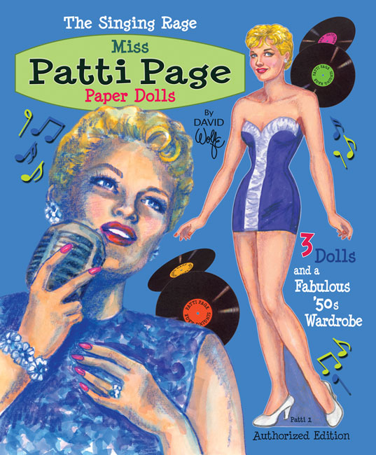 Patti Page - Scratch n dent sale!
