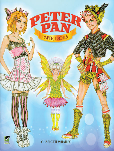 Peter Pan Paper Dolls