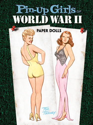 Pin-Up Girls of WW II
