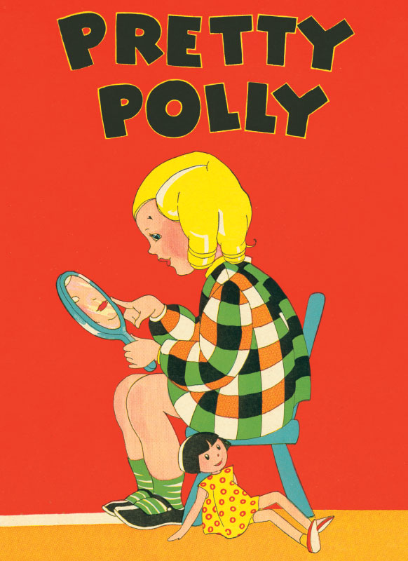 Pretty Polly Paper Dolls