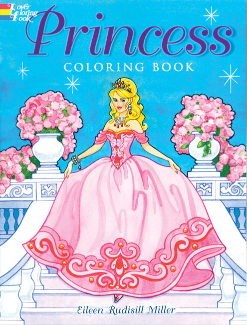 Princess Paper Doll Coloring Pages Princess Coloring Book