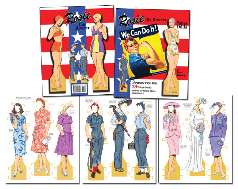Rosie the Riveter - Scratch-n-Dent sale - Click Image to Close