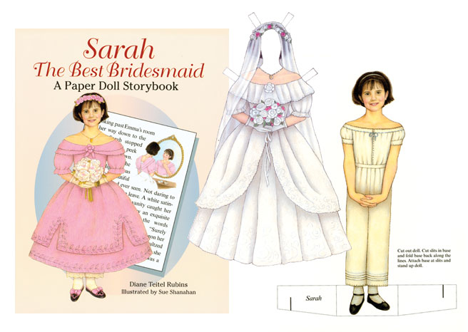 Sarah the Best Bridesmaid