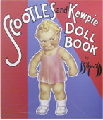 Scootles and Kewpie Paper Doll