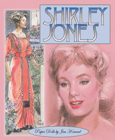 Shirley Jones Paper Dolls - Click Image to Close