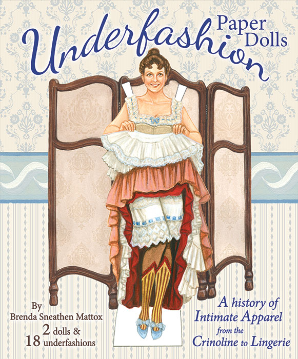 Underfashion Paper Dolls - Click Image to Close