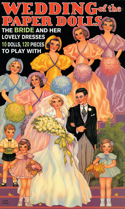 Wedding of the Paper Dolls