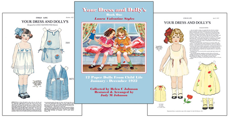 Your Dress and Dolly's